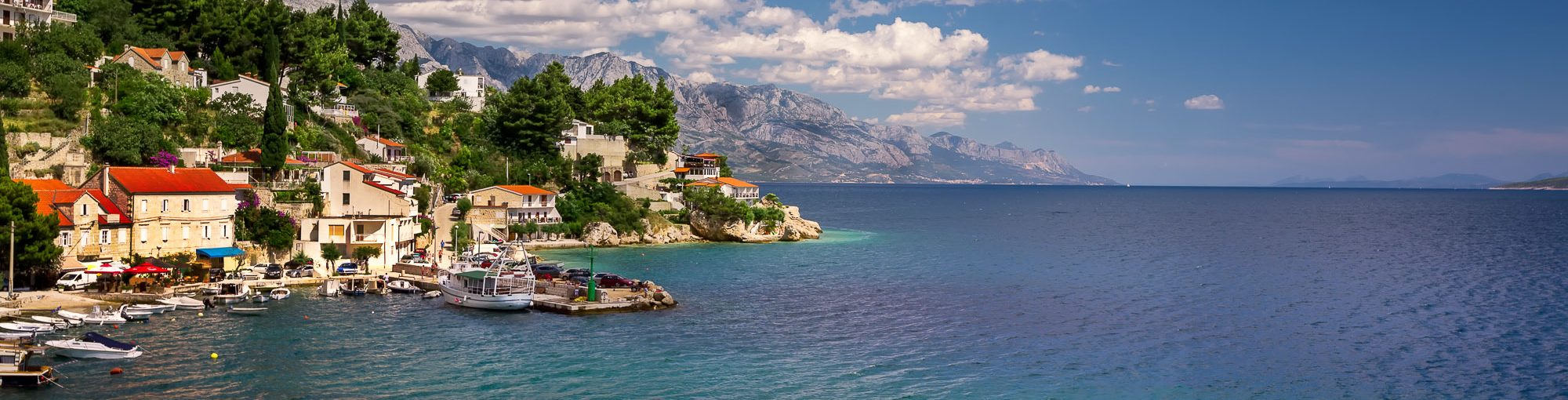 There's no better way to discover the beauty of Croatian Coast than by day trip cruising!